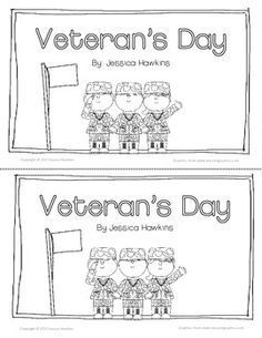 Veterans Day FREEBIE Pack! (Original Poem, Emergent Reader, & Response Pages)