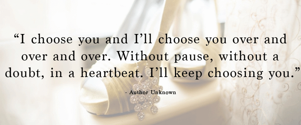 48 Love Quotes And How To Use Them In Your Wedding