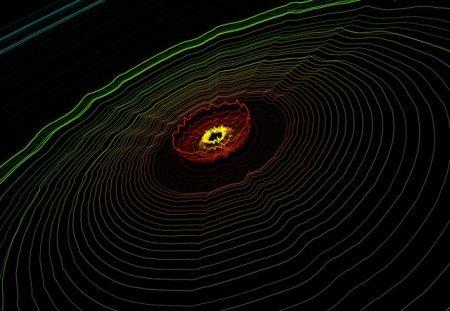 Loop Waveform Visualizer – WebGL Audio Experiment | Music