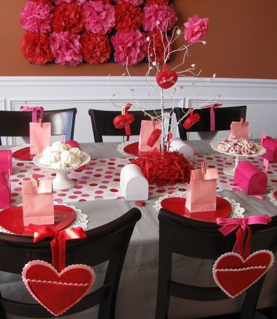 10 Sweet Ideas For Setting Your Valentines Day Table Valentines