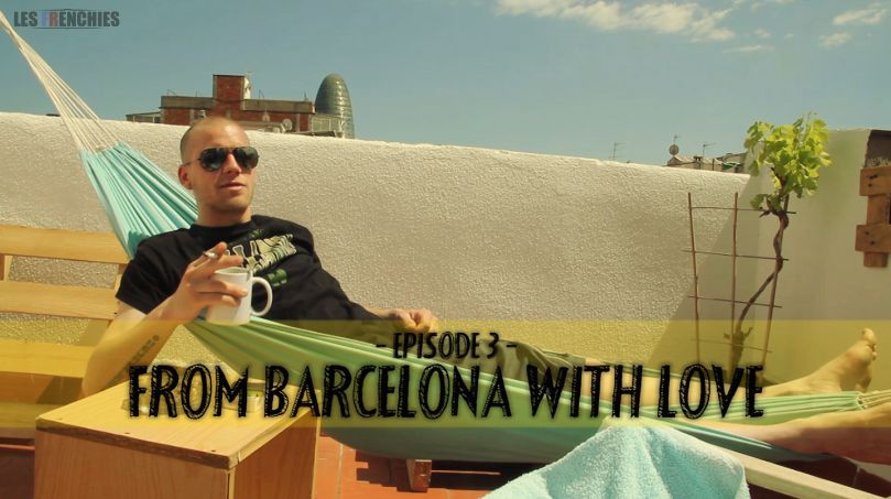 ROAD TRIP MUSIC #1 – EP03 : From Barcelona with love