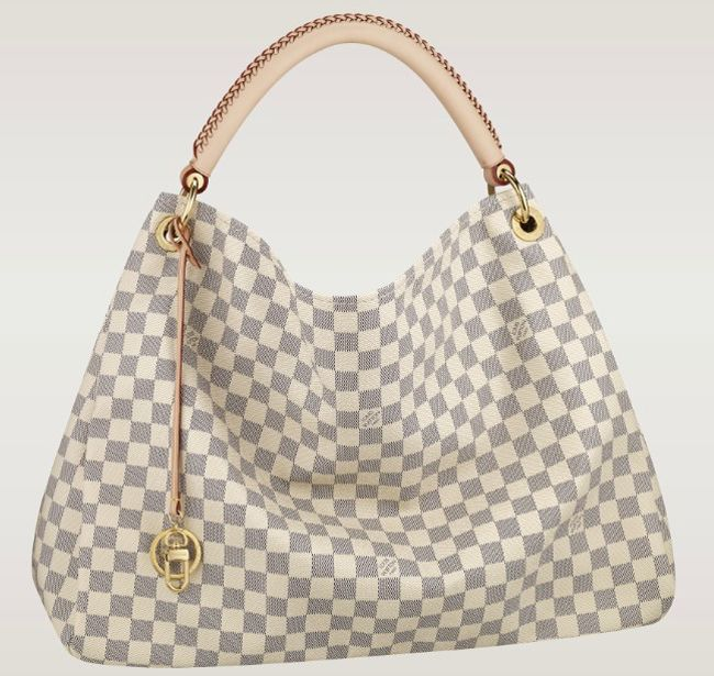 e25f129f80a7 Louis Vuitton Artsy GM Damier Azur Canvas N41173 Size  19.69