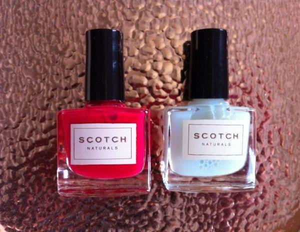 Scotch Naturals - Vernis à ongles - Nail polish
