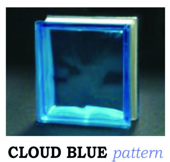 Glass Blocks World Widecebu Hardware Construction Materials Cebu Glass Blocks Glass Blue Pattern