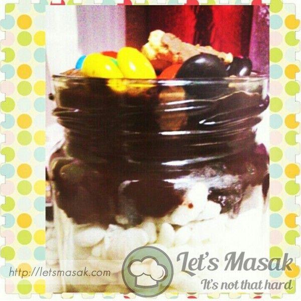 All Recipes Letsmasak Choco Jar Meals In A Jar Recipes
