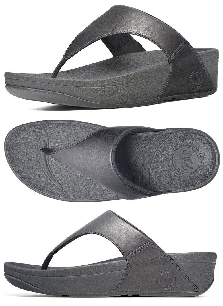 b0de4340bd9637 FitFlop Lulu Sandals Black - FitFlop Lulu - FitFlop Sandals..bought these  today - adore them!