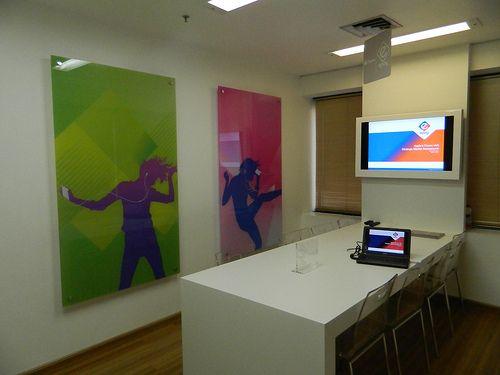 Customização Sala Itunes