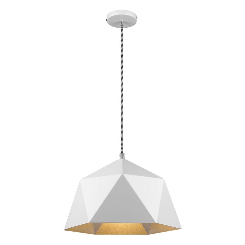 Gold Single Pendant Light