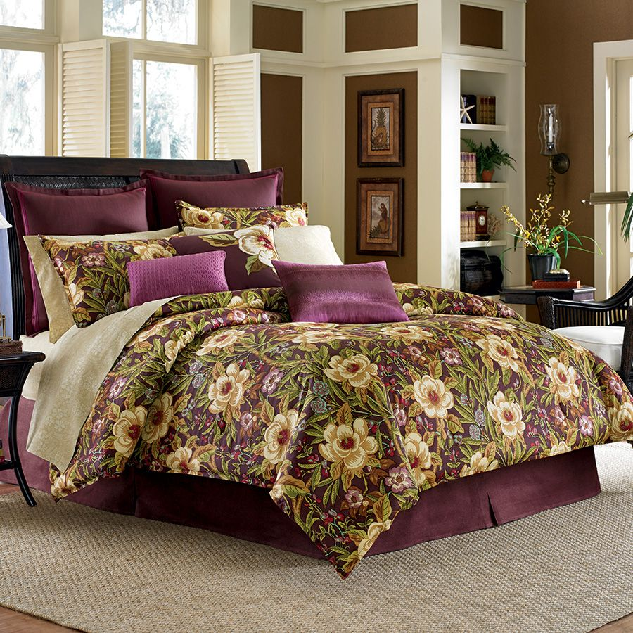 tommy bahama bedroom sets.  TommyBahama Havana Garden Comforter Duvet Sets bed bedding beddingstyle