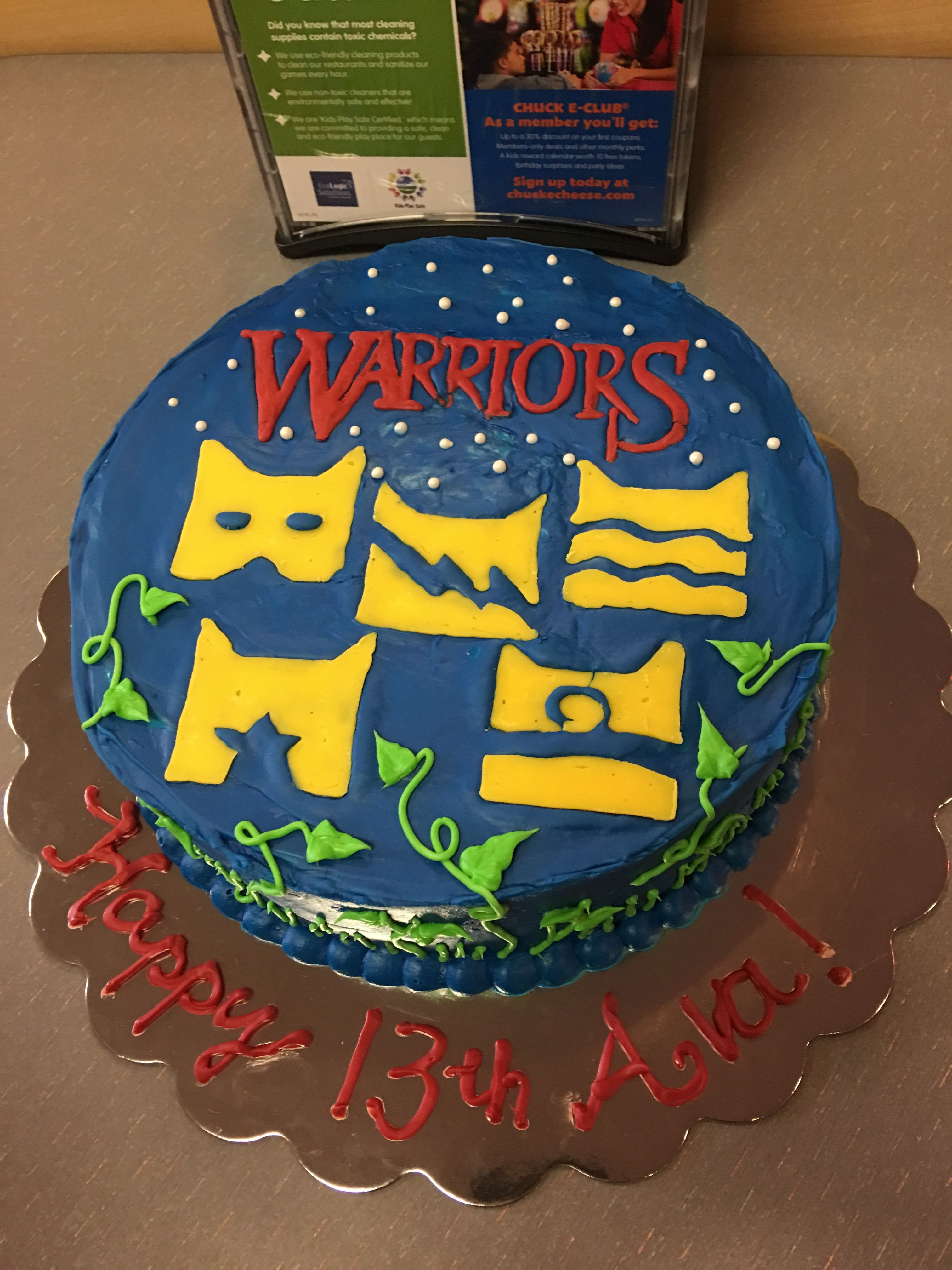 My Aunt Made Me This Cake For My Birthday It Was So Cool D