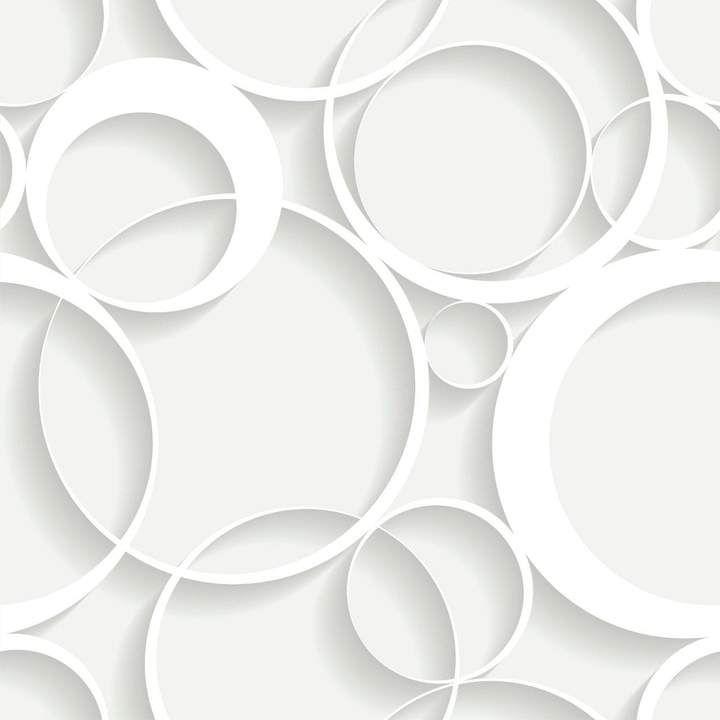 Bubbles Peel and Stick Wallpaper