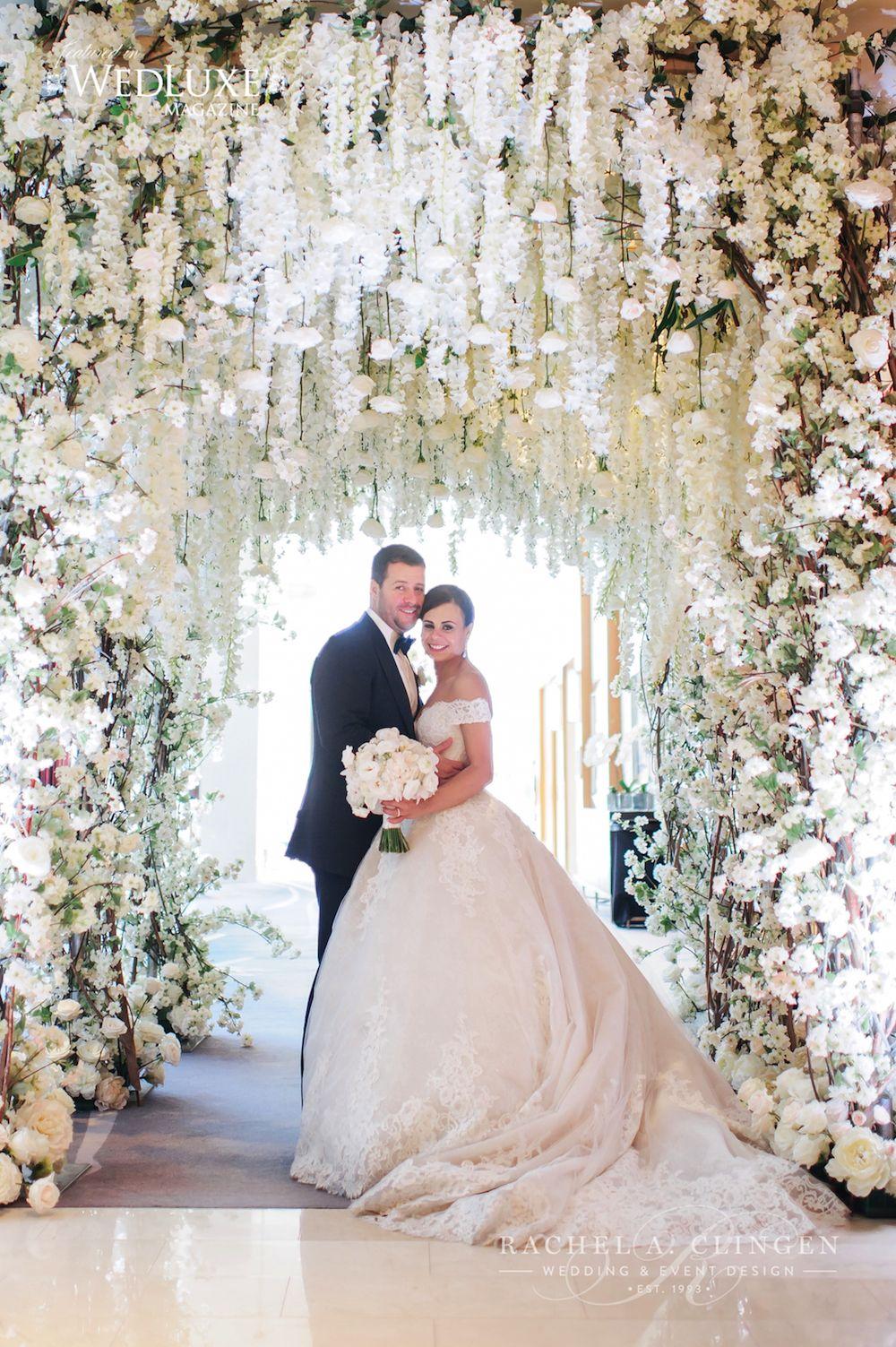 A stunning all white wedding at the ritz carlton toronto wedding a stunning all white wedding at the ritz carlton toronto wedding decor toronto rachel a junglespirit Images