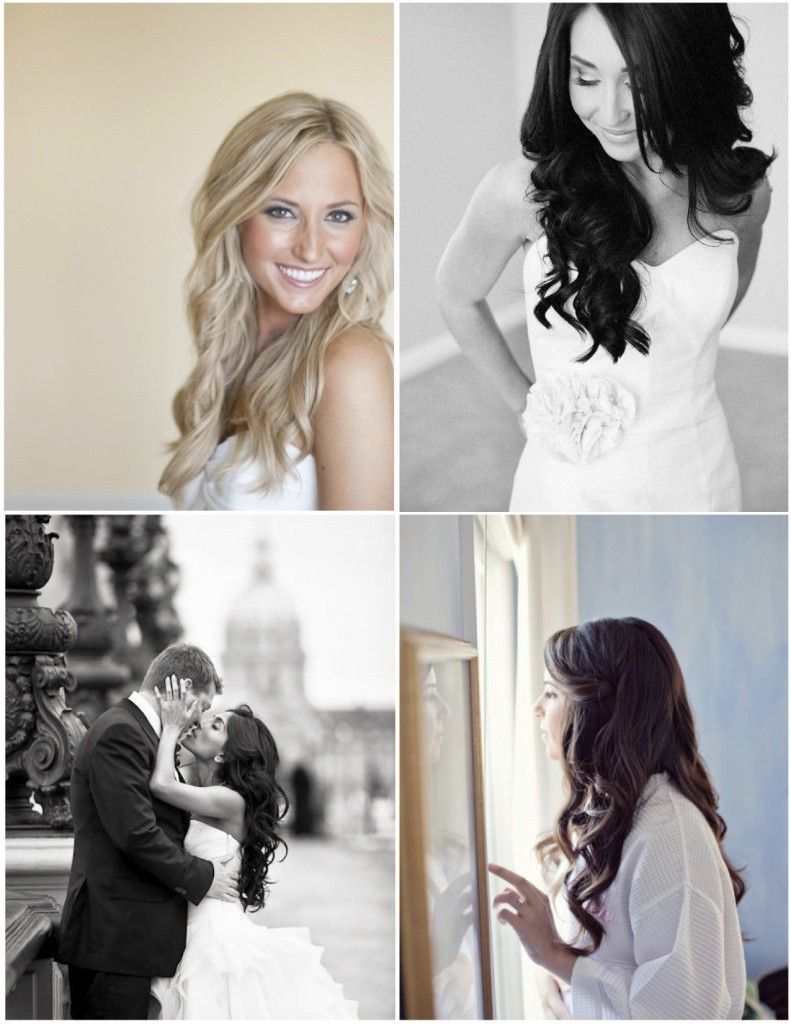 Brides i highly advise you to go for a hair trial months before