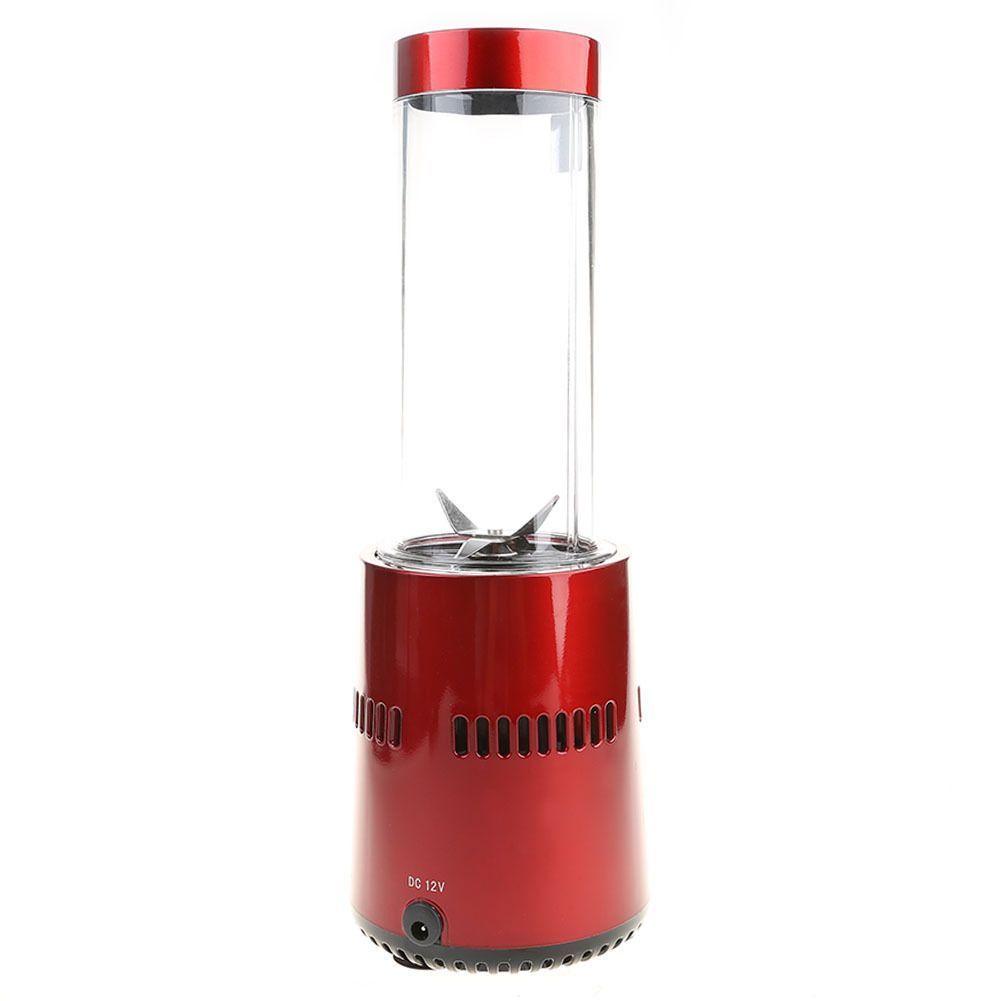Car Portable Smoothie Juice Maker Fruit Blender Juicer Ice