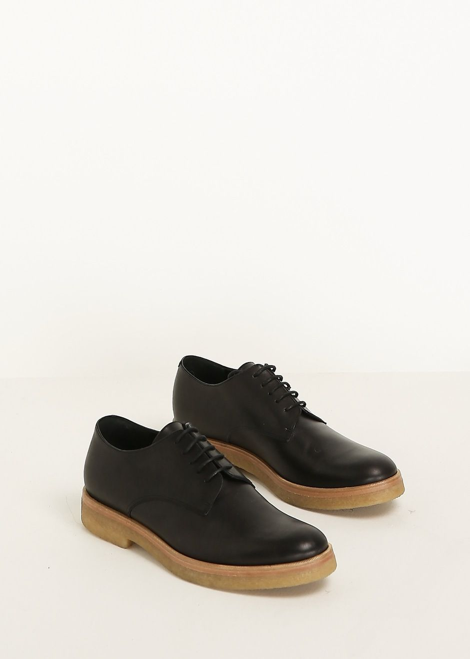 DRIES VAN NOTEN Leather Lace Ups 0oo1ckdP