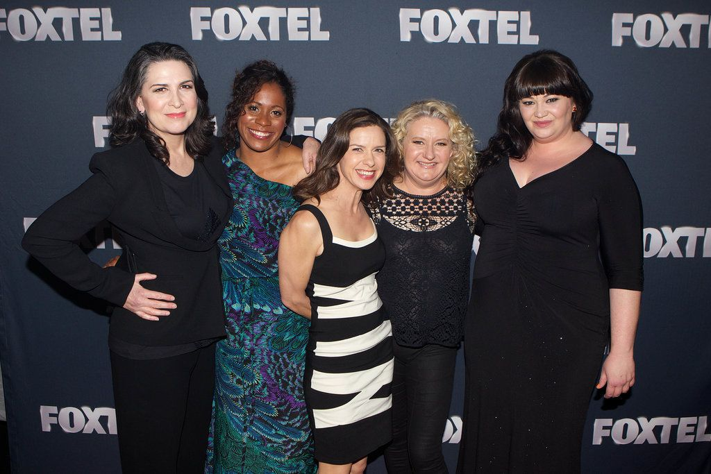 Wentworth Netflix Cast