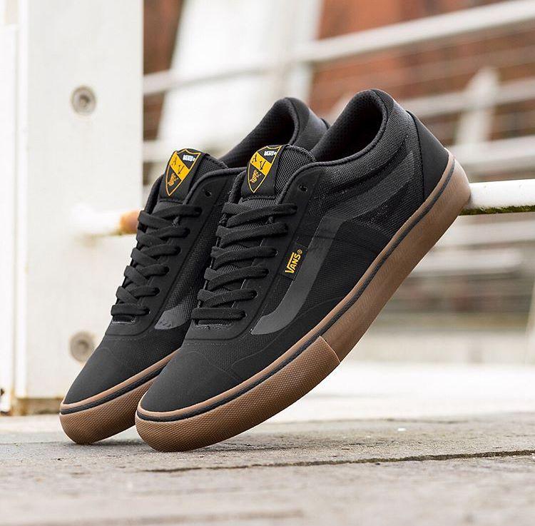 fb3ce827c10b Vans  AV Rapidweld  Pro Lite Black Gum Tawny Olive Black Shoes Sneakers