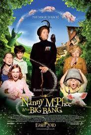 Nanny Mcphee La Niñera Mágica Peliculas De Disney Peliculas