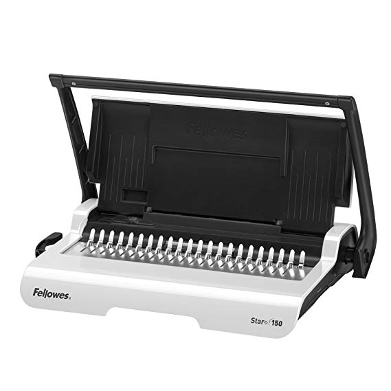 Amazon.com : Fellowes Binding Machine Star+ Comb Binding