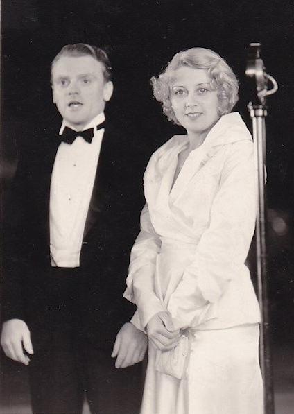 BLONDE CRAZY MOVIE POSTER James Cagney RARE VINTAGE