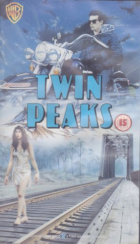 Twin Peaks: The Movie [VHS]