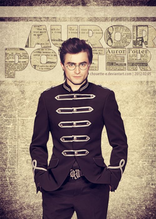 The Auror Potter And The Healer Malfoy Harry Potter Cast Harry Potter Obsession Harry Potter