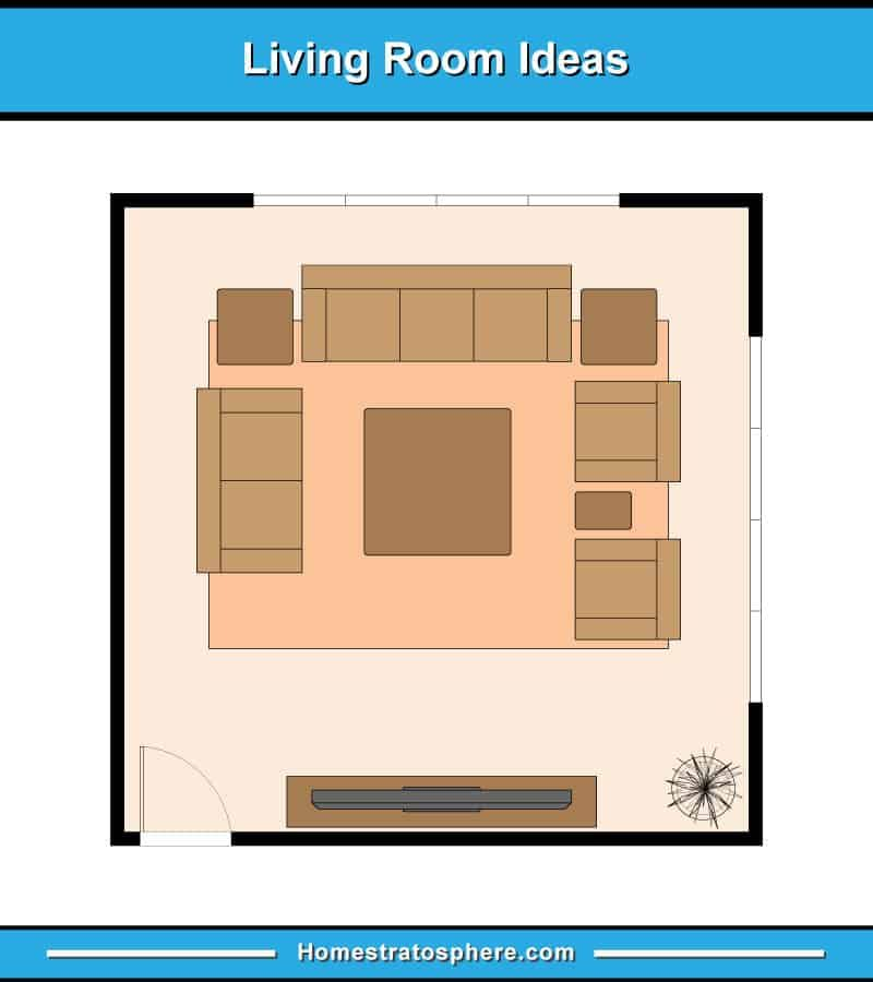 13 Living Room Furniture Layout Examples Floor Plan Illustrations Livingroom Layout Living Room Floor Plans Living Room Furniture Layout