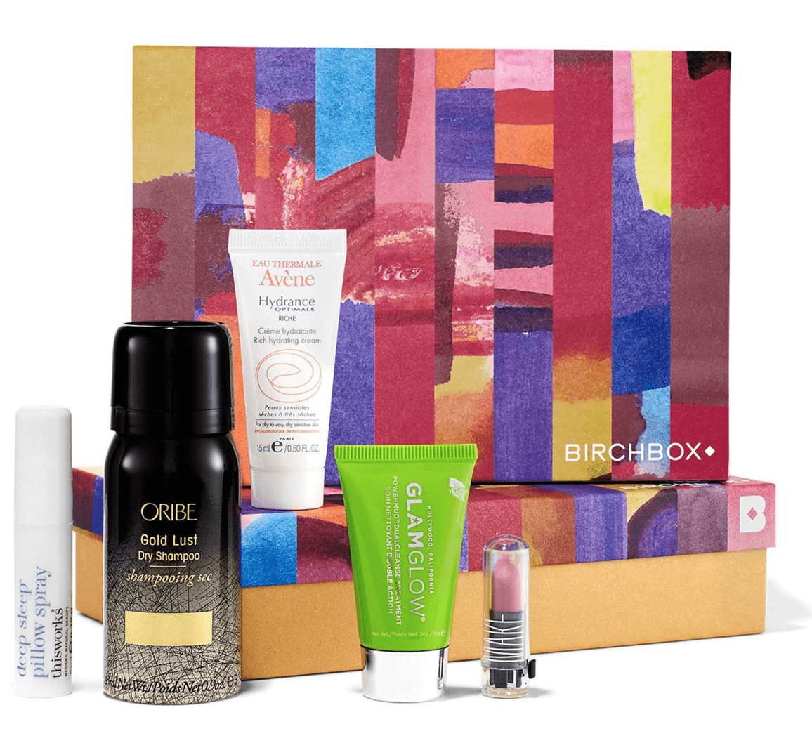 Birchbox Makeup subscription boxes, Makeup beauty box