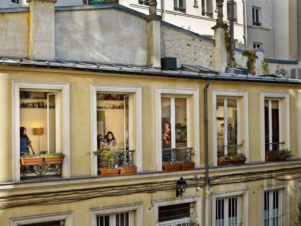 Gail-Albert-Halaban-Rue-du-Faubourg-du-Temple-Paris-11 | Paris ...