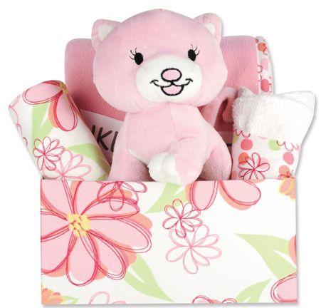 rend Lab Hula Baby 5 Piece Box Gift Set