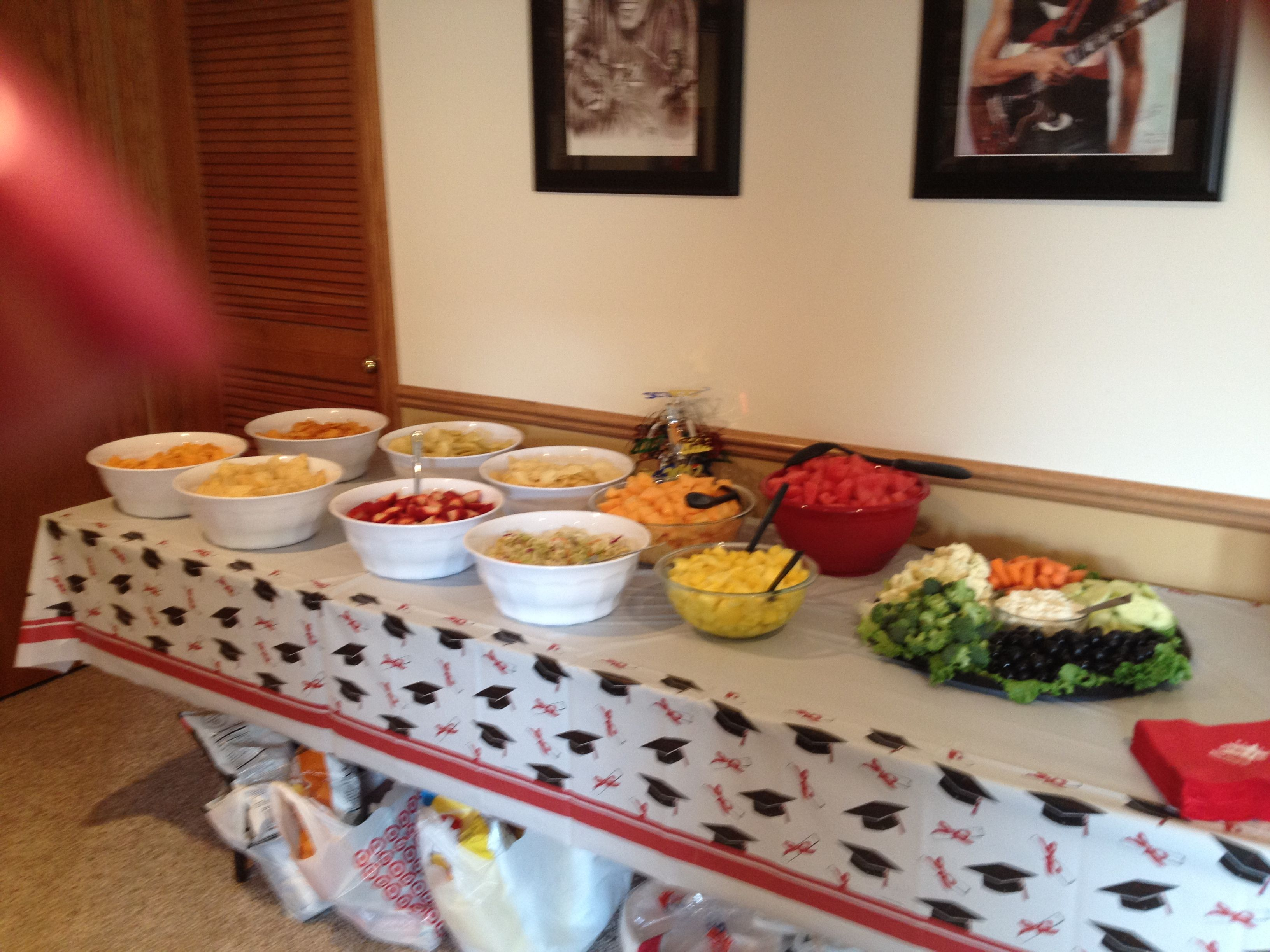Good Graduation Party Dinner Ideas Part - 1: Graduation Party Ideas Photo Gallery - Graduation Party Ideas