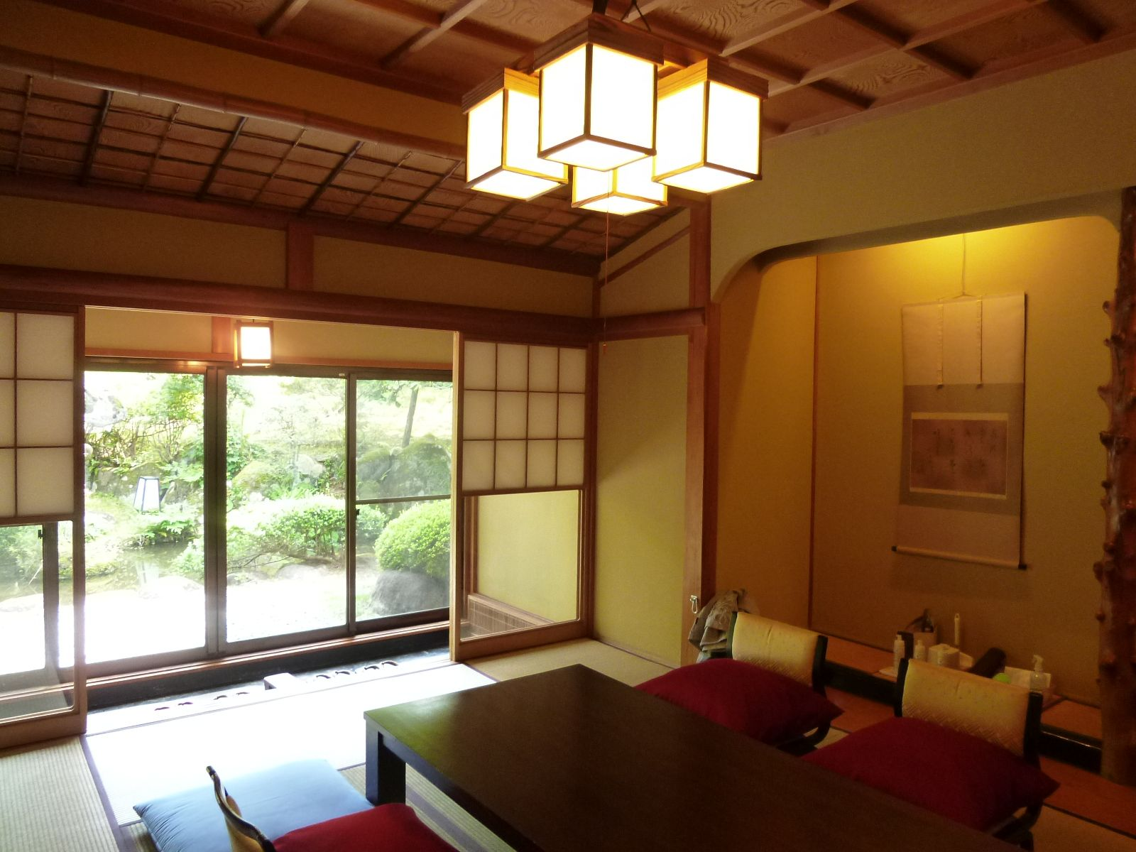 """Camera di """"Kizuna"""" (Hotel), Shuzenji-Onsen (Terme) Shizuoka Japan (Giugno)"""