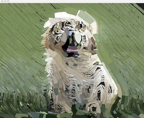 Painted Puppy | Flickr - Jeremy Rotsztain