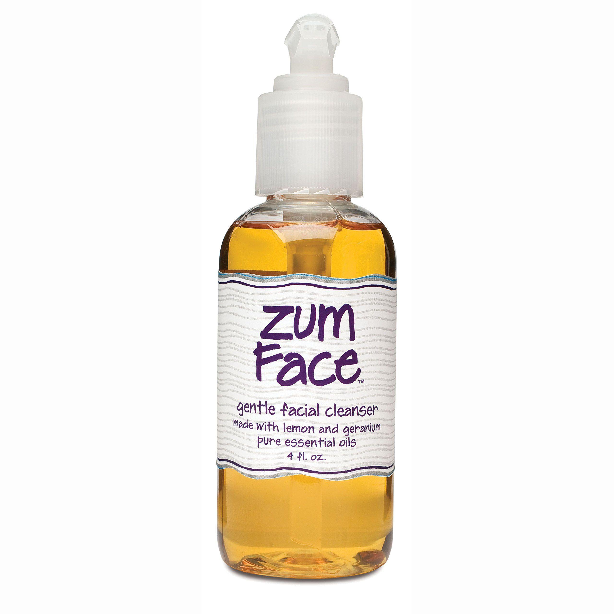 Indigo Wild Zum Face Gentle Facial Cleanser Lemon Geranium Indigo