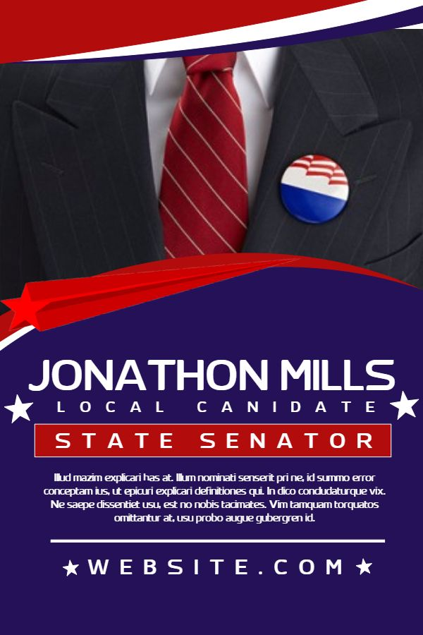 campaign event flyer poster social media template campaigning and