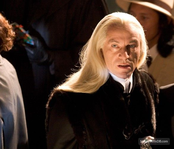 Harry Potter And The Goblet Of Fire Publicity Still Of Jason Isaacs Jason Isaacs Lucius Malfoy Jason Isaacs Lucius Malfoy Harry Potter
