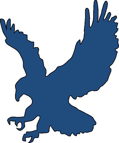 Eagle Company Logo | Blue Eagle clip art - vector clip art online ...