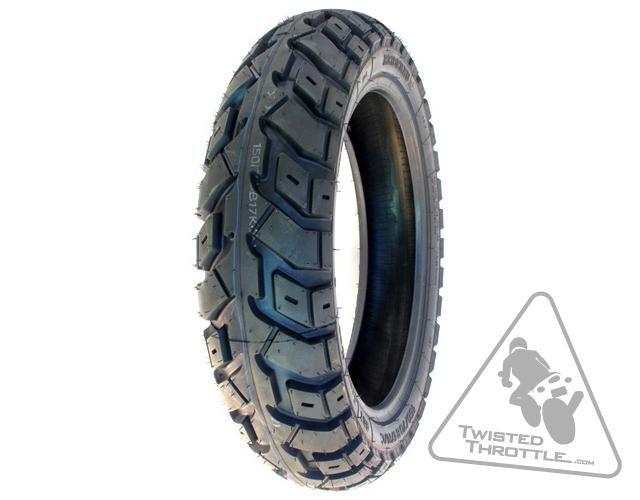 Heidenau K60 Scout Dual Sport Rear Tire 17 Inch Size 170