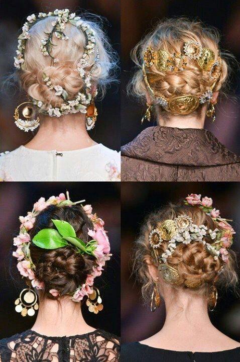 Pin By Stephanie Leibengood On Spring 2014 Fashion Trends Beautiful Hair Hairdo Wedding Great Hair