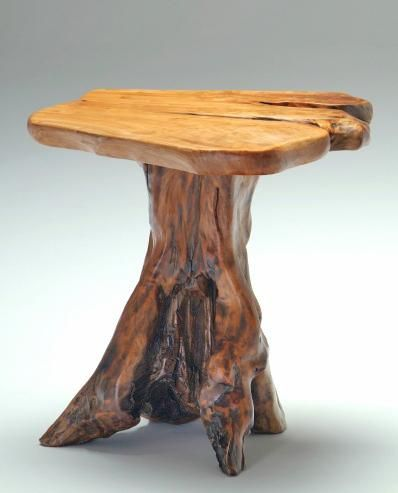 Charmant Natural Wood Table