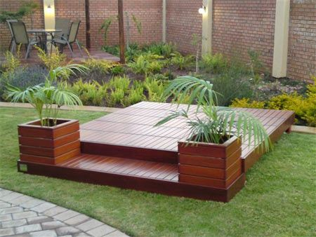 So chic | For the Home | Pinterest | Decking, Pallets and Small deck ...