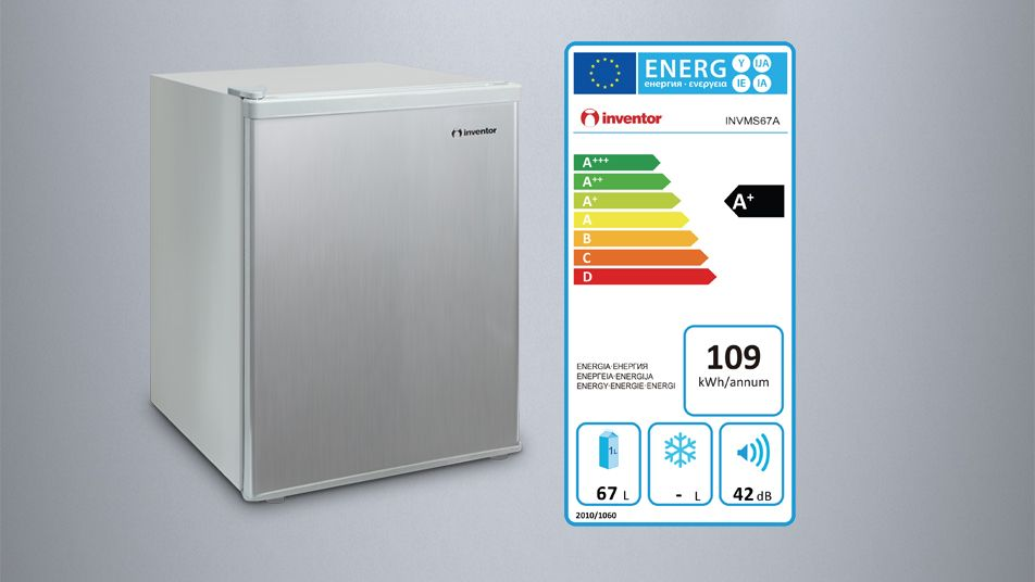 Mini Kühlschrank Rockstar : Der inventor mini kühlschrank 67l ist die ideale lösung für kleine