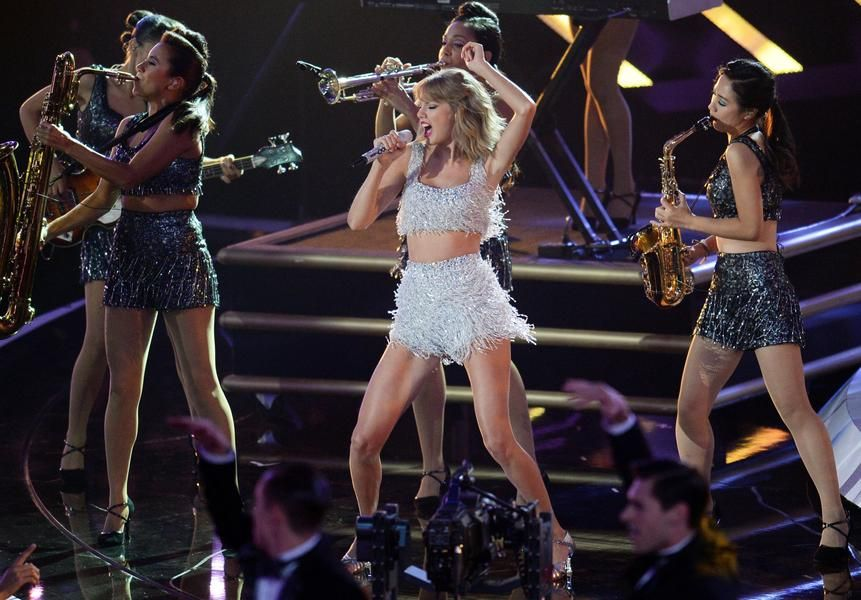 Us Entertainment Mtv Vma Show Taylor Swift Taylor Swift New