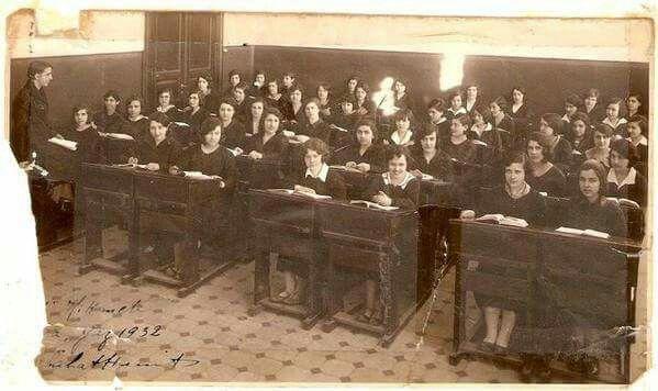 1932 çapa kız öğretmen lisesi.