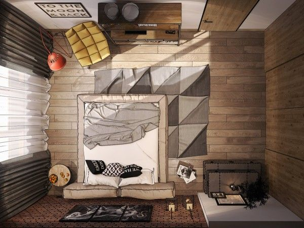 8 creatively designed bedrooms in detail