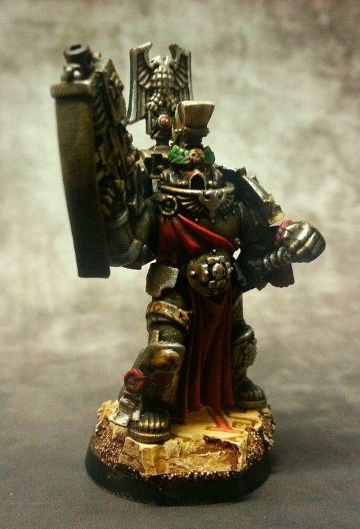 Brother Bellerofonte #warhammer #40k #minotaurs