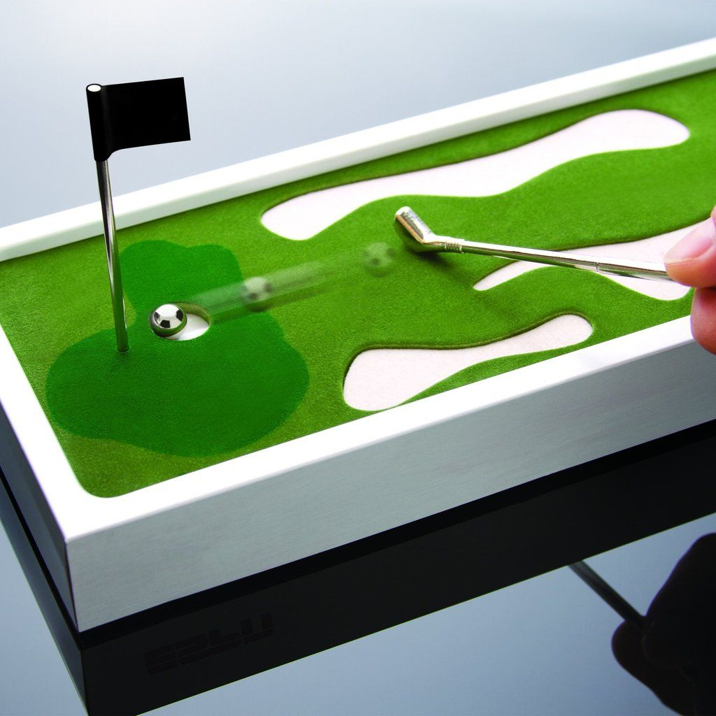 Desktop Mini Golf Set Game For Office And Home Mini Golf Set Set Game Mini Golf
