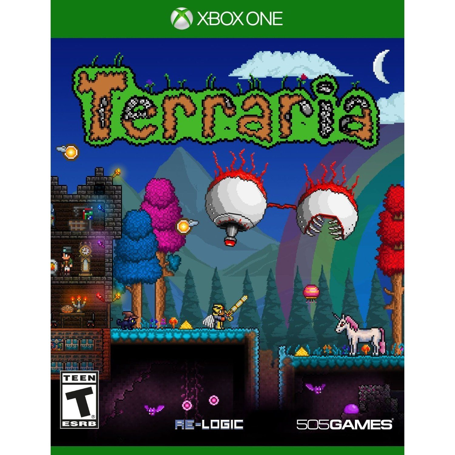 Xbox One Terraria Products Pinterest Terraria Xbox and Gaming