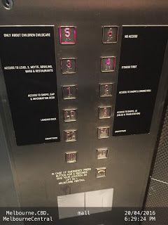Marketing Mystery Shopping Business Improvements Y Doesn T Myer David Jones Have Floor Directory Next To Elevator Bu Elevator Buttons David Jones Signage
