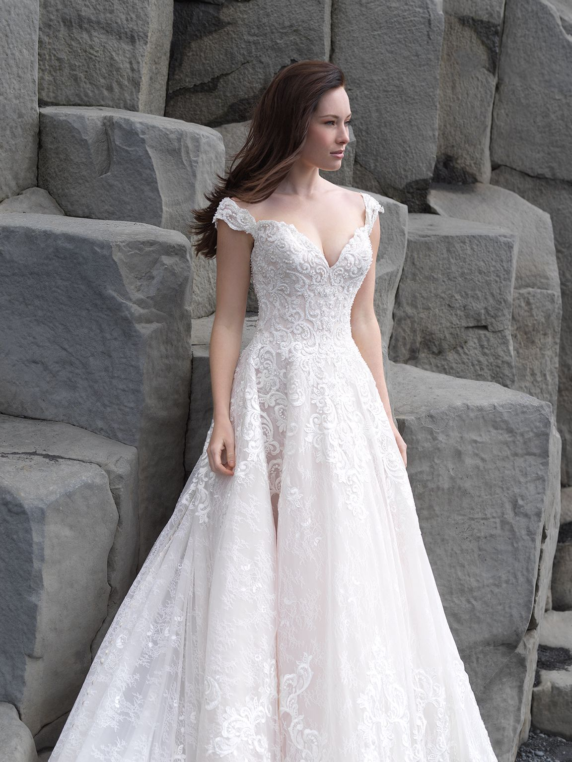 Allure Bridals and Allure Couture at the Country Bride and Gent in ...